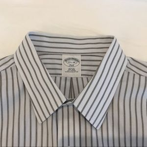 Brooks Brothers 17 / 34 Non Iron Slim Fit Shirt